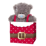 Bear in Gift Bag - Me to You (Carte Blanche)