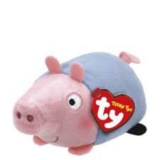 George Pig Teeny Ty - Ty