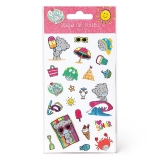 Dinky Seaside Stickers