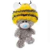 My Dinky Bear with Bee Hat