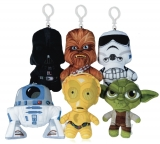 Star Wars Key Clips - More Favourite Characters - Various Brands