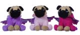 Pug  Dog in Unicorn Outfit - Whitehouse Leisure