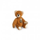 Teddy Gold Brown 5cm - Hermann Teddy Original
