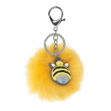 Keyring Dinky Bee Pom Pom - Me to You (Carte Blanche)