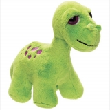 Green Brontosaurus (small) - Suki