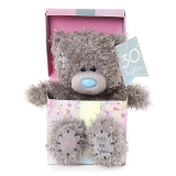 30th Birthday Bear In Box - Me to You (Carte Blanche)
