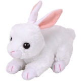 Cotton white rabbit - Ty