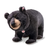 Mr Big Black Bear - Steiff