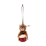 Jocko Monkey Ornament - Steiff