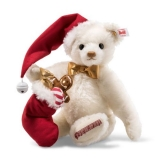 Sweet Santa Teddy Bear - Steiff