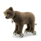 Bear on Wheels Replica 1904 - Steiff