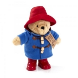 Classic Paddington Bear with Boots - Rainbow Designs