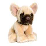 French Bulldog sitting - Keel Toys Ltd