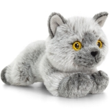 British Shorthair Cat - Keel Toys Ltd