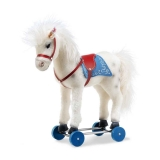 Olivia Horse on Wheels