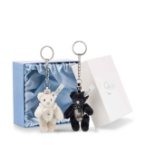 Pendant Wedding Teddy Bear Set - Steiff