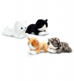 Keel 25cm Cats - Keel Toys Ltd