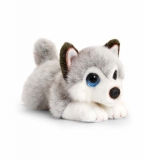 Husky - Signature Cuddle Puppy - Keel Toys Ltd