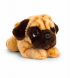 Pug - Signature Cuddle Puppy - Keel Toys Ltd