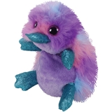 Zappy Purple Platypus - Ty
