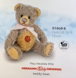 Club Bear 2019/20 - Hermann Teddy Original