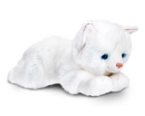 Misty White Cat - Keel Toys Ltd