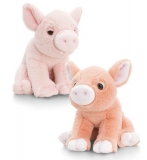 Pink Pigs - Keel Toys Ltd
