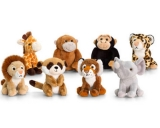 Mini Wild Animals - Keel Toys Ltd