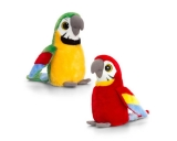 Parrots - Sparkle Eye - Keel Toys Ltd