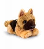 Alsatian Signature Cuddle Puppy - Keel Toys Ltd