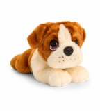 Bulldog Signature Cuddle Puppy - Keel Toys Ltd