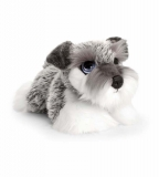 Schnauzer Signature Cuddle Puppy - Keel Toys Ltd
