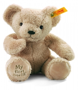 My first Steiff Teddy bear - Brown