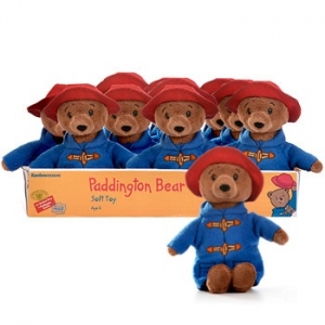 Paddington from Movie - Bean Toy