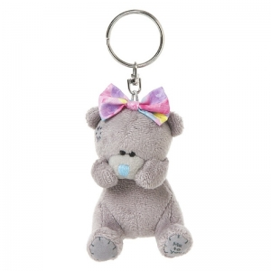 Keyring Pretty Bow