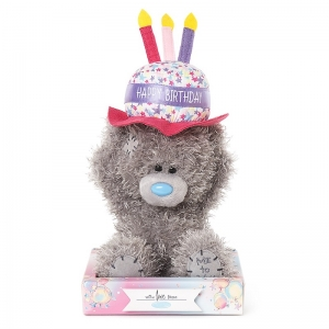 Happy Birthday Bear In Box